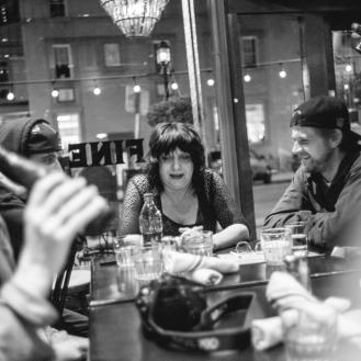 Devin Brahja Waldman, Lydia Lunch + Ambrose Bye