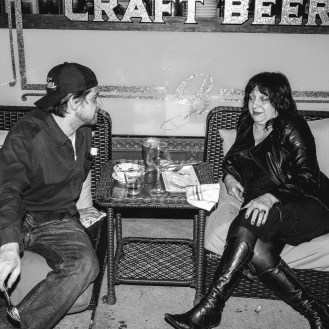 Lydia Lunch + Ambrose Bye